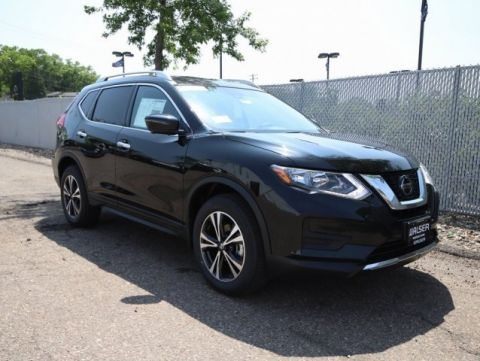 New 2019 Nissan Rogue SV SUN & SOUND PKG