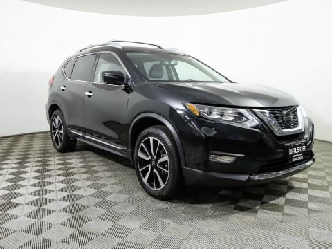Certified Pre-Owned 2018 Nissan Rogue PREM PLTNM AWD