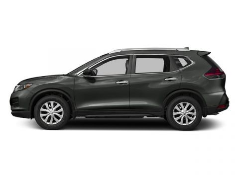 Certified Pre-Owned 2017 Nissan Rogue SV AWD
