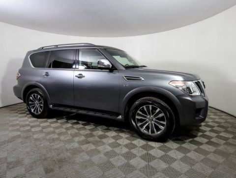 Certified Pre-Owned 2019 Nissan Armada SL w/ Premium Package