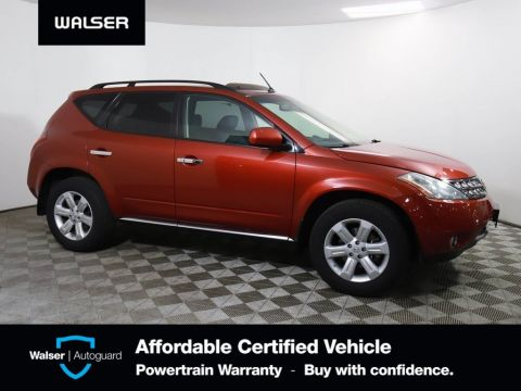 Pre-Owned 2007 Nissan Murano
