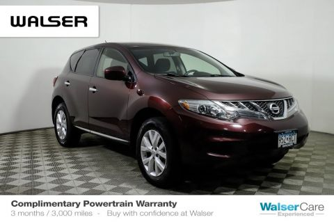 Pre-Owned 2013 Nissan Murano S AWD V6