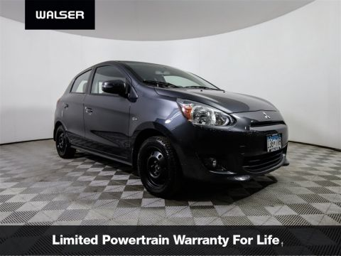 Pre-Owned 2015 Mitsubishi Mirage Rockford Fosgate Edition